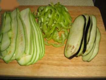 Консервирование на зиму: итальянский салат