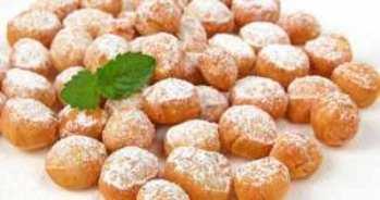 Как приготовить творожные шарики (творожные пончики)