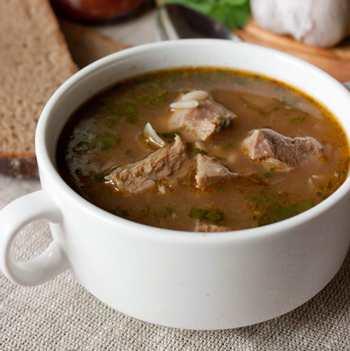 Суп харчо по-украински