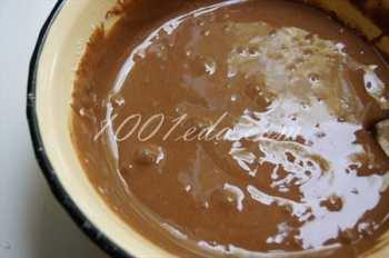 Шокладные панкейки: рецепт с пошаговым фото