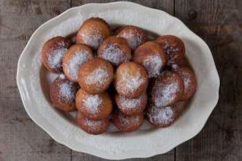 Голландские рождественские пончики