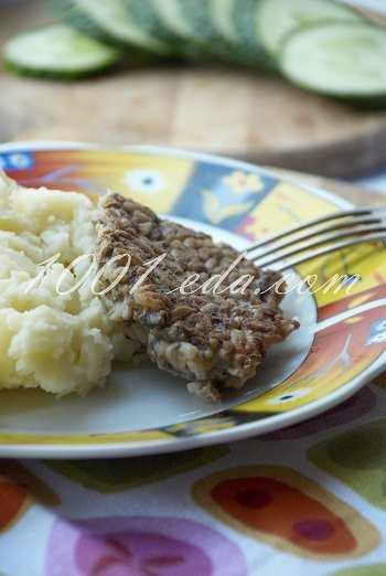 Котлеты из куриной печени и риса: рецепт с пошаговым фото