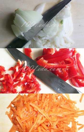 Куриные рубленики с овощами: рецепт с пошаговым фото