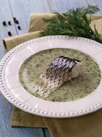 Португальский рыбный супчик