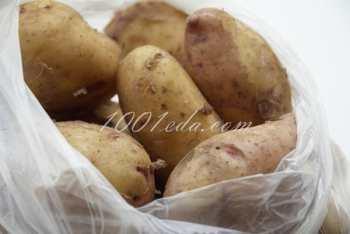 Пюре из картофеля с чесноком и зеленым луком: рецепт с пошаговым фото