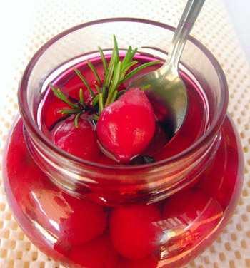 Рецепт маринованного лука