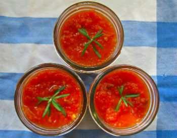 Салат на зиму из моркови «Оранжевое чудо&#187