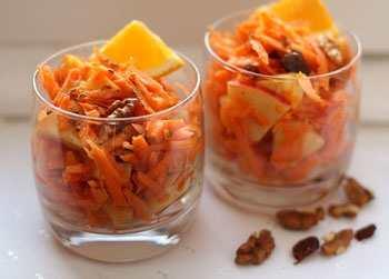 Весенний салат Барбариска