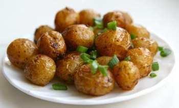 Картофель «В кольчужке»