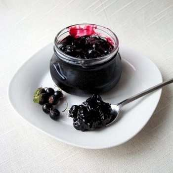 Варенье с черной смородиной: 2 рецепта